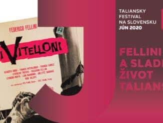 Výstavu Fellini asladký život Talianska v Považskej galérii umenia vŽiline korunujú významní vizuálni umelci - legenda erotického komiksu Milo Manara amajster dekoláže Mimmo Rotella.