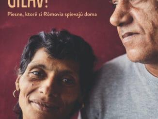 Album Giľav! je oslavou rómskej piesne.