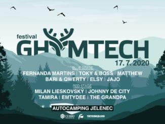 Ghymtech festival pridáva druhý stage aoznamuje zahraničného headlinera