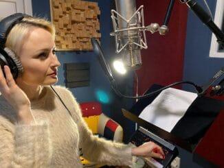 Speváčka Janais využila korona krízu tvorivo, vštúdiu dokončuje novú skladbu aj klip!