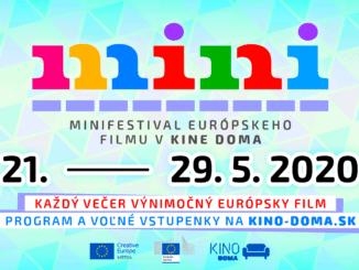 Minifestival európskeho filmu sa presúva do online priestoru v Kine doma.