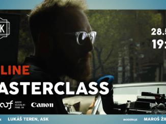Asociácia slovenských kameramanov ponúka prvý online masterclass, ktorým predstaví najnovšiu kameru Canon C300 Mark 3.