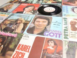 Aj pesničky oslavujú narodeniny…Práve uplynulo 60 rokov od prvej nahrávky Karla Gotta.
