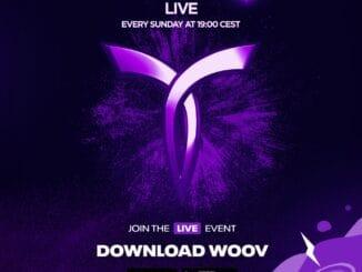 Staňte sa súčasťou Transmission LIVE ažúrujte zpohodlia svojej obývačky!