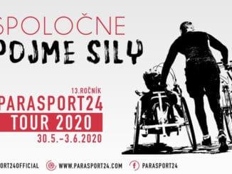 13. ročník najväčšieho športovo-charitatívneho podujatia na Slovensku PARASPORT24 tour štartuje už vnedeľu!