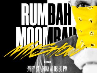 RUMBAH MOOMBAH MIXSHOW pokračuje aj v mesiaci jún!