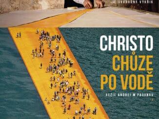 Christo spojí vdiskusii milovníkov vizuálneho umenia afilmu.