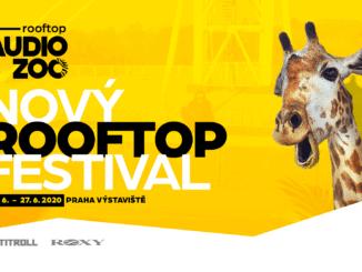 Festival Audio Zoo se nevzdává a oznamuje na konec června vícedenní rooftop festival.