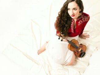 Huslistka Barbora Botošová predstavuje svoj debutový album Colours of my Soul.