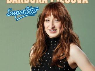 Víťazka SuperStar BARBORA PIEŠOVÁ vydala svoju prvú vlastnú skladbu DÁŽĎ a zároveň aj album s piesňami so súťaže SuperStar 2020.