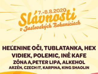 Festival Červeník sa tento rok presúva do Jaslovských Bohuníc, konať sa budú aj Hody Trebatice aobľúbená Lodenica!