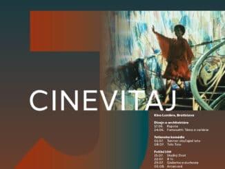 Talianska filmová prehliadka Cinevitaj má tri línie: architektúra a dizajn, komédie a filmy Federica Felliniho.