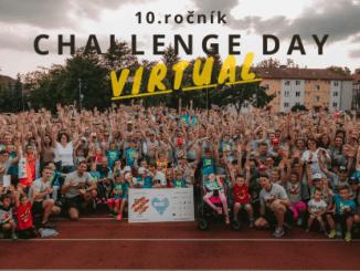 Benefičné športové podujatie Challenge Day sa uskutoční aj tento rok.