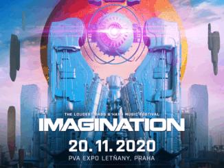 Imagination Festival 2020: Nejtvrdší elektronický festival v ČR chystá na podzim další edici.