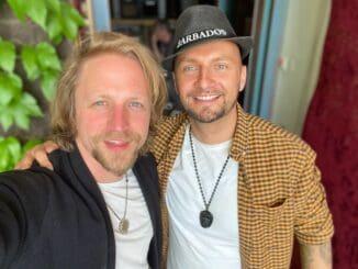 Samé dobre veci! V hudobnej novinke sa raper Suvereno spojil s Tomášom Klusom!