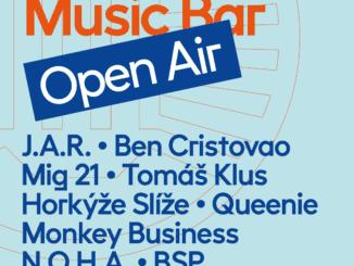 Lucerna Music Bar chystá open air scénu na Výstavišti.