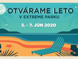 eXtreme park otvára svoje brány 4.júna. Aké novinky vás čakajú?