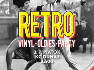 RETRO vinyl • oldies • party