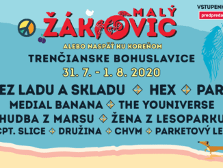 VTrenčianskych Bohuslaviciach sa chystá MALÝ ŽÁKOVIC, bude náhradou za jubilejný 20-ty ročník festivalu!