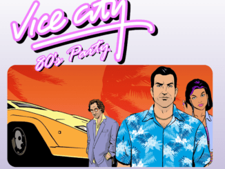 Vice City 80's Party: 11. júla v KC Dunaj!