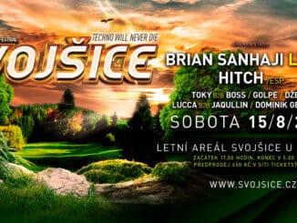 Festival Svojšice proběhne již tuto sobotu a láká na tři zahraniční hosty.