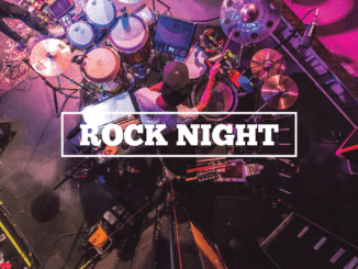 Rock Night: 1. augusta v KC Dunaj!
