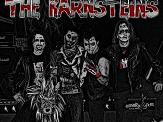 Slovenská horror punk - metalová kapela THE KARNSTEINS (pôvodne slovensko-talianska) práve vydáva umaďarského distra KILL THIS nové EP.