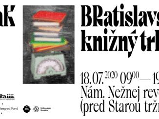 Bratislavský knižný trh v centre mesta.Obľúbený sobotný trh pred Starou tržnicou ovládnu 18.7. knihy.