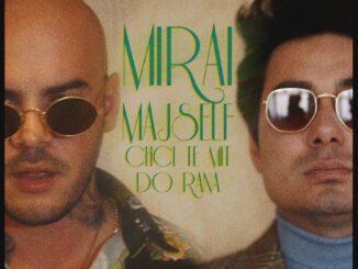 Kapela Mirai spolu s raperomMajselfom prichádzajú snovinkou.SingelChci tě mít do rána dostal novú podobu.