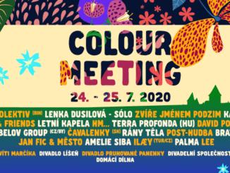 Festival Colour Meeting zve do Poličky na hudbu i divadlo.
