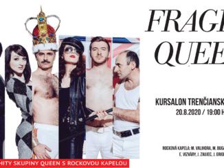 Najväčšie hity Queen vpodaní Fragile arockovej kapely už 20. augusta vKursalone