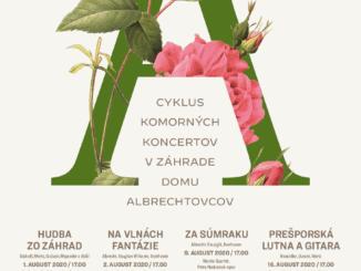 Hortus Artis (Záhrada umenia) je nový koncertný cyklus komornej hudby situovaný do historického priestoru plne revitalizovanej záhrady Domu Albrechtovcov na Kapitulskej 1 v Bratislave.