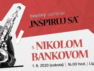 Mikulášsky Jazzový Festival bude inšpirovať, nielen workshopovať.
