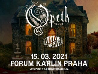 Turné švédských Opeth zasáhne v březnu i Prahu.