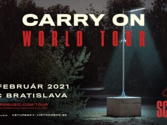 The Score zavítajú vo februári do Bratislavy!