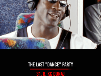 "The Last ""Dance"" Party"