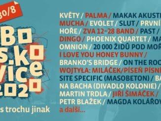 Festival Boskovice - letos trochu jinak startuje již za týden.