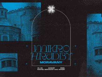 Priestory kaštieľa v Moravanoch nad Váhom opätovne oživí medzinárodný festival experimentálneho audiovizuálneho umenia - Hradby Samoty všpeciálnej edícii Mikrohradby Moravany.