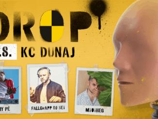 ROP w/ Jimmy Pé, Fallgrapp DJ set, MtotheG: 8. augusta v KC Dunaj!