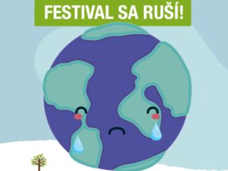 Zrušený enviro - hudobný festival NATURE sa oslovo prihlási v2021.