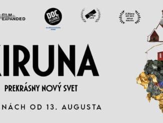 Kiruna - prekrásny nový svet, dystopický dokument o ťažbe, vstúpi po premiére na 4 živloch do slovenských kín.