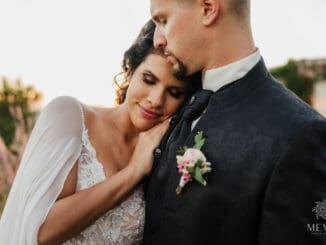 Pieseň ako svadobný dar pre svoju lásku: Speváčka Veronika Strapková prekvapila svojho manžela.
