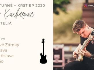 Hudobník Oliver Kucharovič predstaví svoj nový projekt už túto jeseň: Sólista na basovej gitare? Tento experiment stojí za vypočutie.