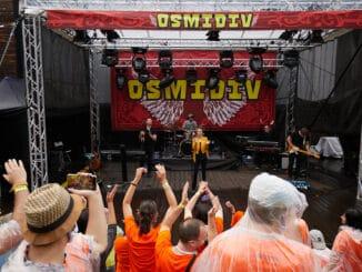 Benefičný festival Osmidiv roztancoval Banskú Štiavnicu.