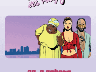 Vice City 80's Party