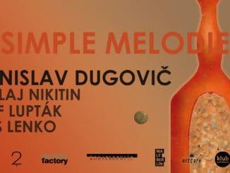 Oceňovaný klarinetista Branislav Dugovič vyráža na turné k albumu 10 Simple Melodies.