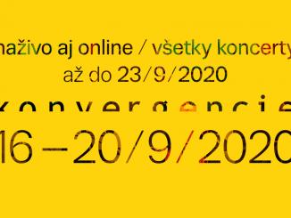 Konvergencie 2020 budú najmä online: 21. ročník medzinárodného festivalu komornej hudby bude komornejší než kedykoľvek predtým.
