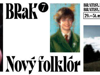 7. ročník Bratislavského knižného festivalu BRaK bude vo folklórnom šate.