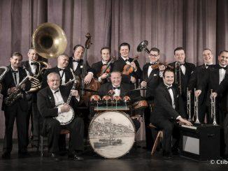 Orchester Bratislava Hot Serenaders sa vracia na domovské pódium po letnej prestávke!