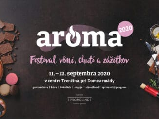 Gastronomický festival Aróma si vás tento rok získa nie len jedlom, ale aj špeciálnym programom, v ktorom sa predstavia známi šéfkuchári či hokejisti.